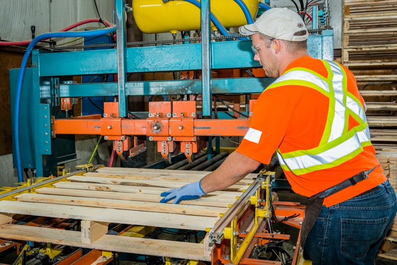 Pallets & Crates – Oxford Pallet Ontario