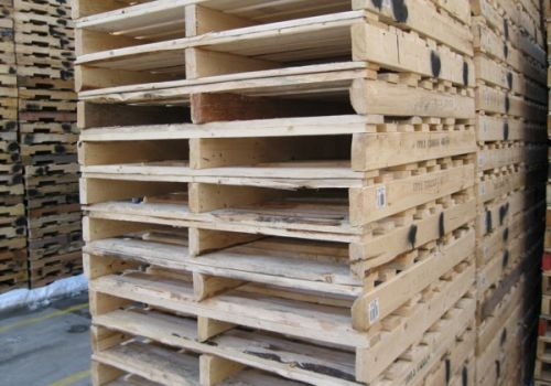 W4242 Heavy Duty Pallet W4242 – 2/4HD