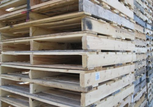 W4545 Heavy Duty Pallet W4545 – 4HD