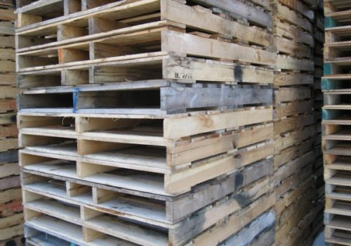 W4848 – 2/4 Heavy Duty Pallet